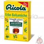 Caramelle Ricola Erbe Balsamiche SZ 50gr x20