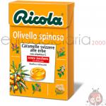 Caramelle Ricola Olivello Spinoso SZ 50gr x20