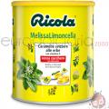 Caramelle Ricola Melissa Limoncella 1kg 275pz