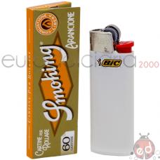 Cartina Smoking Corta Orange Acc Bic