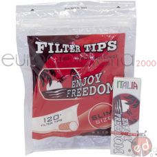 Filtro Enjoy 6mm + Cartina Italia