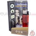 Kit OCB Nero Cartina Filtro Acc