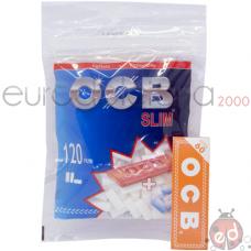 Filtro OCB 6mm + Cartina Orange