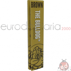 Cartina The BulldogKS Brown