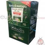 Caramelle Ricola Menta di Mont. 200pz mangiat.