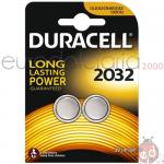 Duracell Electronics 2032 x10 bli.2