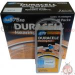 Duracell Acoustic Easy Tab 675N6 x10