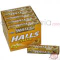 Caramelle Halls Calm Miele Limone da 1euro x20