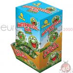 Bubble Gum Water Melon Balls x200