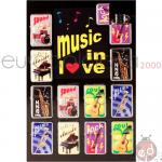 Accendini Utile E Futile Ben Music x12
