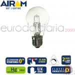 Lamp Goccia E27 42W(55) Calda x10