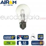 Lamp Goccia E27 53W(69) Calda x10