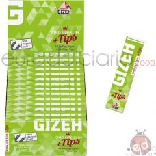 Cartine Gizeh Fine Ks Slim +Tips x26
