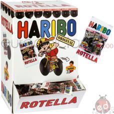 Rotella Haribo Liquirizia x200