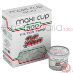 Filtri Maxi Cup 6mmx500 +cart x6
