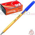 Penna a Sfera Blu Sunny Stick x40