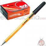 Penna a Sfera Nera Sunny Stick x40