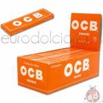 Cartine OCB Corta Orange x50