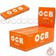 Cartine OCB Corta Orange x50