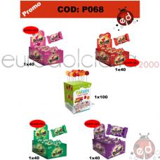 Promo Lollipop Yumheart+Poosh