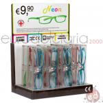 Occhiali Lettura Neon da9,90 x12