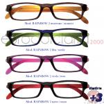 Occhiali Rainbow Ricarica +3 x4