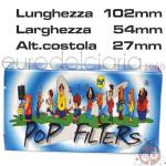 Scatoline Pop Filter Large x250
